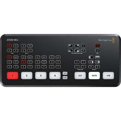 Blackmagic Design ATEM Mini HDMI Live Stream Switcher image 1