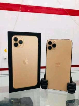 Apple iPhone 11 Pro Max 512GB Gold Edition image 1