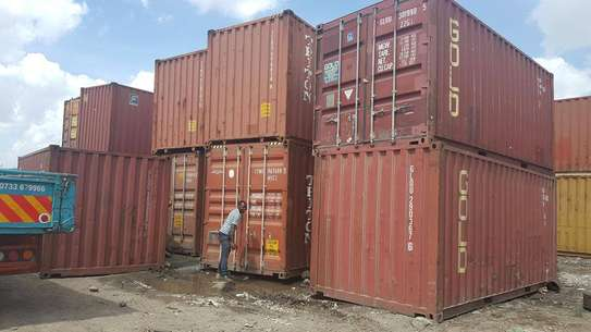Containers for sale in Kenya