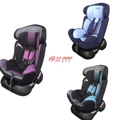 baby Reclining Infant Car Seat & Booster with a Base-Baby (0-7Yrs) image 2