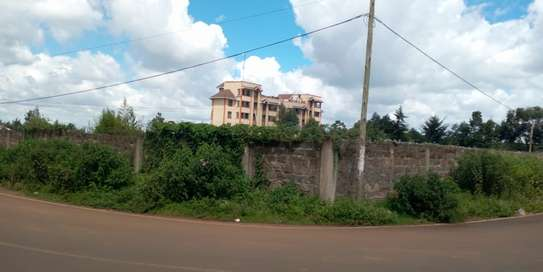 1 ac commercial land for sale in Kikuyu Town image 1