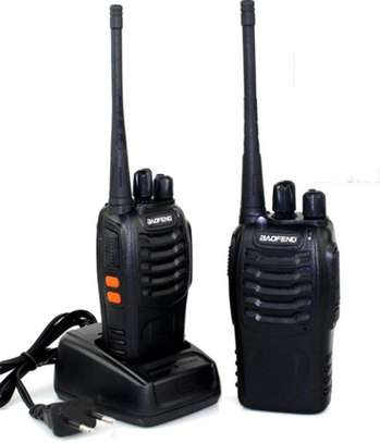 BF-888S is a full featured two way radio image 1