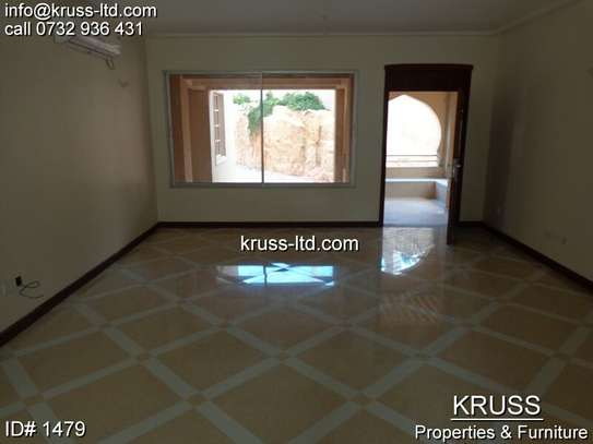 3br newly built apartment for rent in Nyali ID1479 image 9