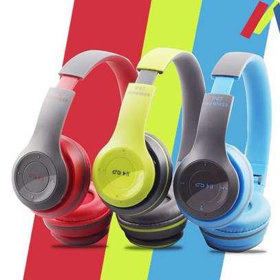 P47 Foldable FM - Bluetooth image 1