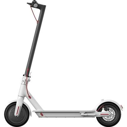 Cool Electric Scooter for fast city cruising. image 2