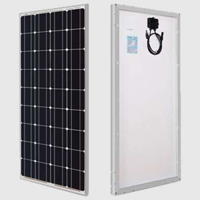 Solarmax Solar Panel  100Watts 12-18 Volt image 1
