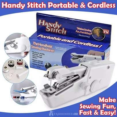 HandHeld Sewing Machine image 2