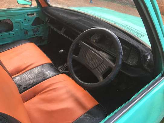 Peugeot 504 Pickup , 1800cc (Ready Papers) image 3