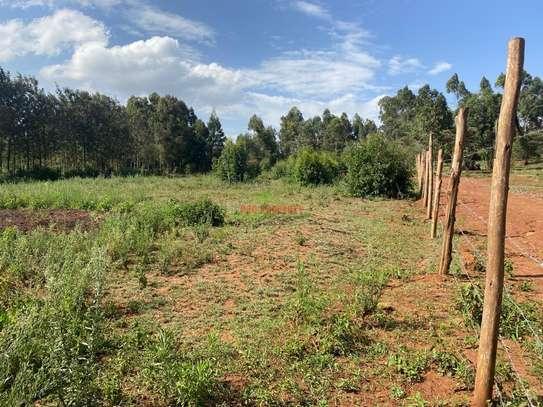 0.05 ha land for sale in Kikuyu Town image 14