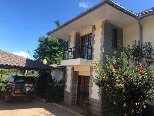 5 bedroom townhouse for rent in Lower Kabete image 2