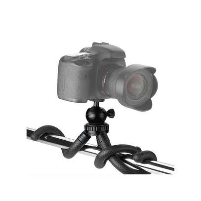 Flexible Portable Travel Octopus Tripods for camera and smartphone image 7