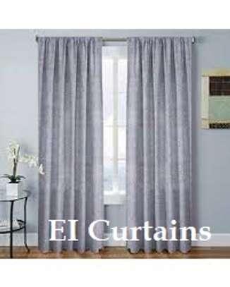 Heavy cotton curtains image 2