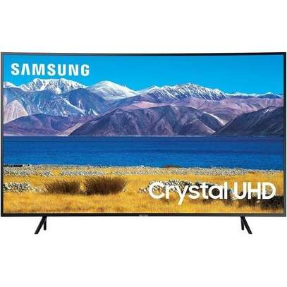 "Samsung 55"" Class TU8000 Crystal UHD 4K Smart TV image 8"