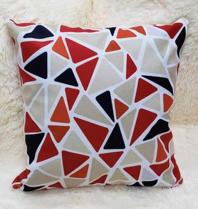 Colorful Pillow Covers image 1