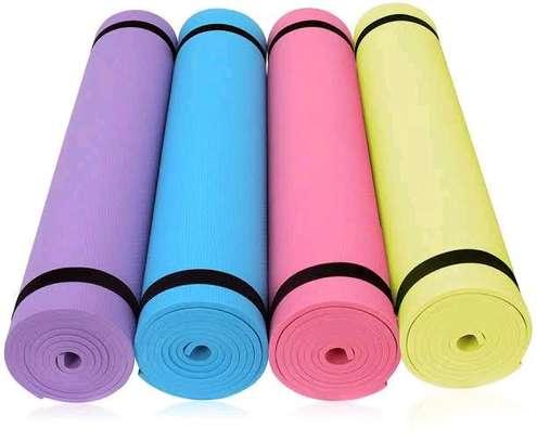 No slip yoga mats image 1