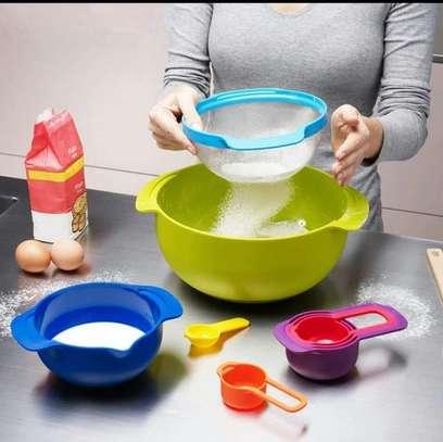 Mixing bowls set image 1