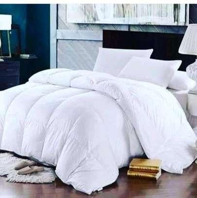 Pure Cotton White Duvet image 1