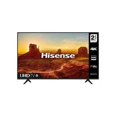 Hisense 55 Inch Smart 4K UHD Frameless TV, 55A7100 image 1