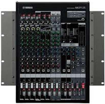 Yamaha MGP12X 12-Channel Mixers for sale at Mustard Projectors Nairobi Kenya image 1