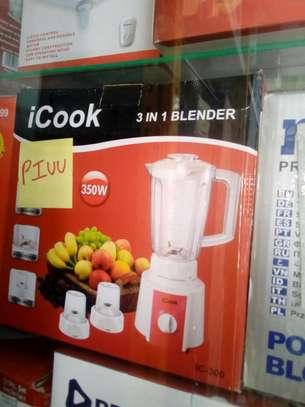 ICook Juice blender image 1