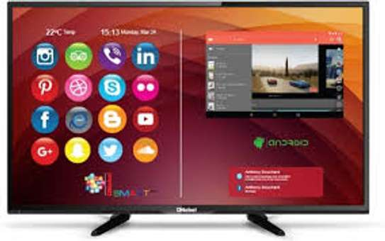 "Nobel 32"" Smart Android Tv"