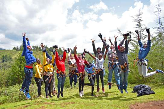 Zip-Lining, Nyamchoma LUNCH, Team Building & Swimming @Ksh 4,300pp