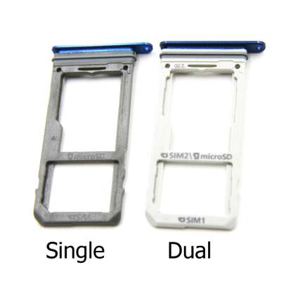 Replacement Dual/Single SIM Tray SD Card Reader for Samsung Galaxy Note 8 image 4