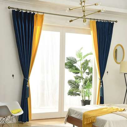 Modest curtains in Nairobi image 2