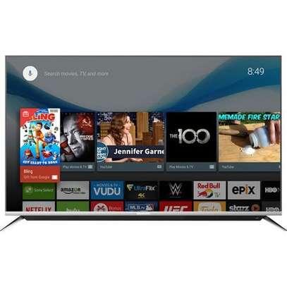 Syinix 43 inch smart Android TV image 1