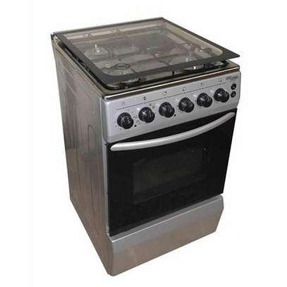 Bruhm BGI 66M31ORNN, 3 Gas Burners+1 Hot Plate Cooker image 1