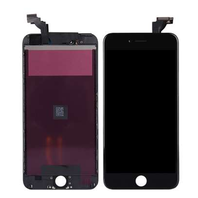 iPhone  7  Cracked Screen lcd Repair replacement Service- Black