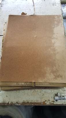Wooden sandpapers to clear (Read Info) image 1