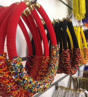 Fine Beads Necklaces