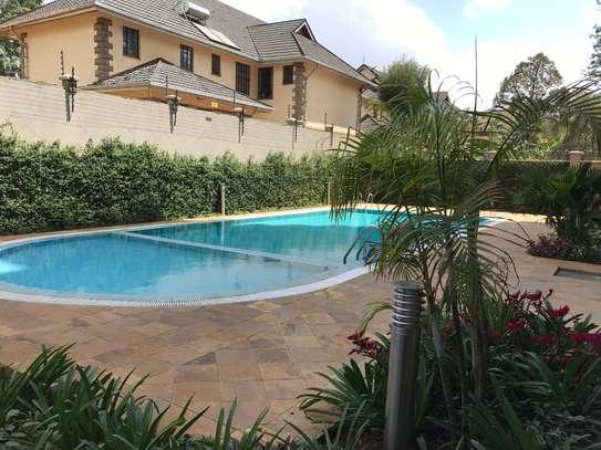 2 bedroom apartment for rent in Kileleshwa image 1