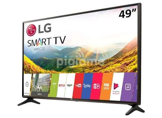 49 inch LG 4k smart TV image 1
