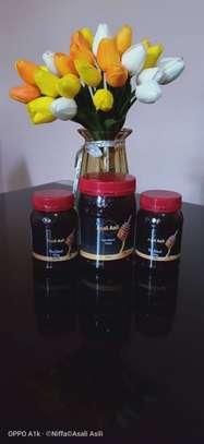 Pure raw honey image 6