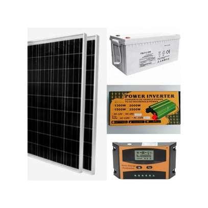 Solar Africa Solar SUPER smart Full kit image 1