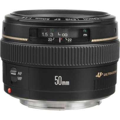 Canon EF 50mm f/1.4 usm image 1