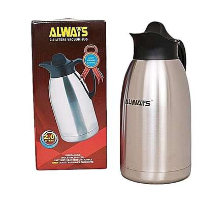 2.0 stainless steel thermos image 1