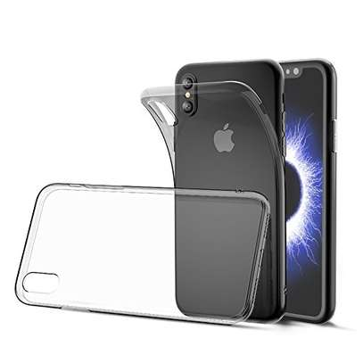 CLEAR SOFT CASE BACKCOVER IPHONE-ULTIMATE TECH image 3