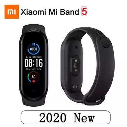 XIAOMI Mi Band 5 Smart Fitness Watch image 1
