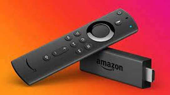 Fire TV Stick  streaming device with Alexa Voice Remote image 1