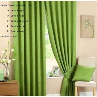 Fashionable curtains image 7