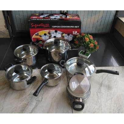 Signature 12pc Cookwares Set image 2