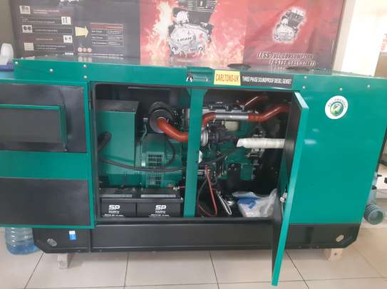 18KVA  Carltons UK Generator image 2