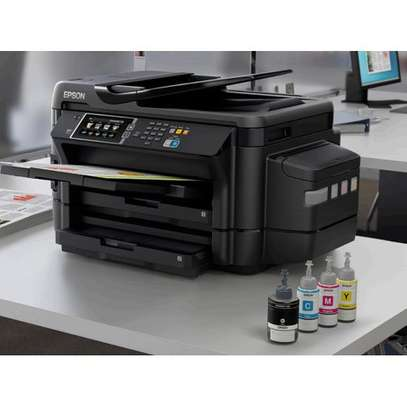 Epson L1455 A3 Wi-Fi Duplex All-in-One Ink Tank Printer image 3