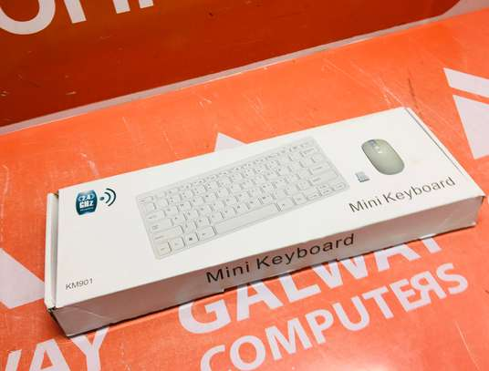 Wireless Keyboard and Mouse (USB Dongle) image 2