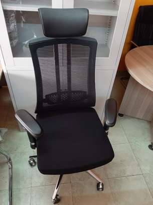High Back Executive Mesh Seat