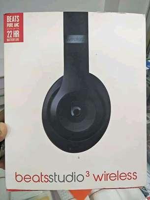 Beats studios3 wireless headphones image 1