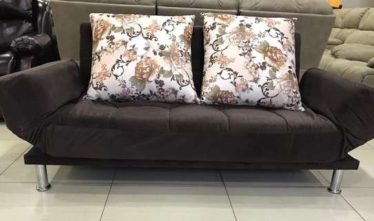 Elegant sofa-bed